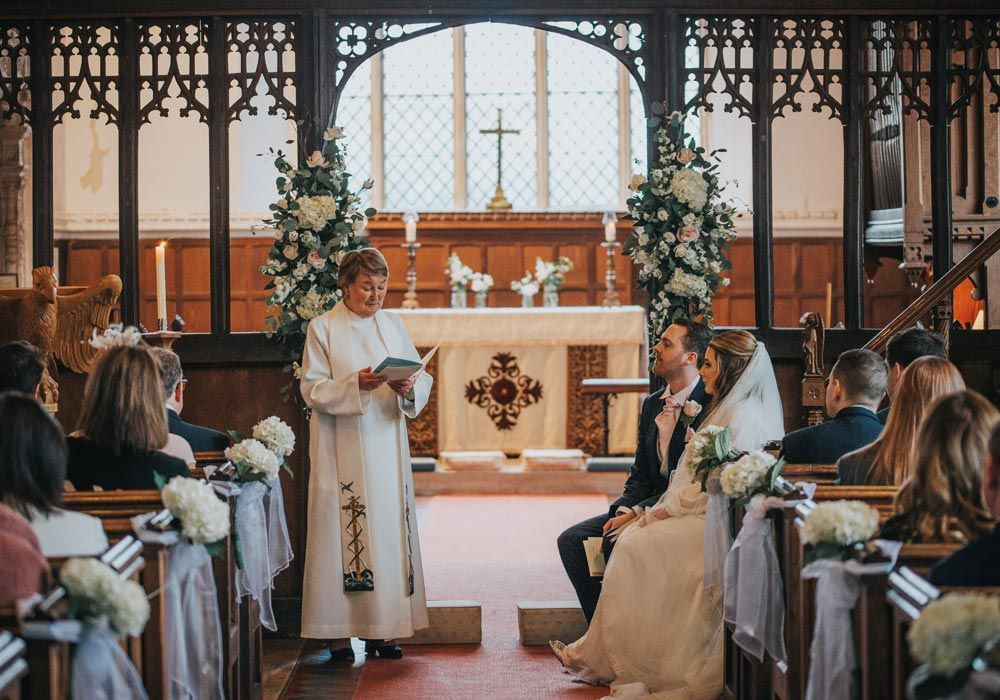 Church Wedding Essex