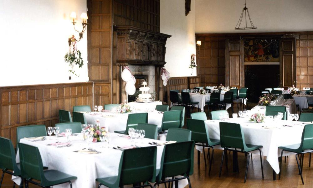 Wedding in the Long Gallery