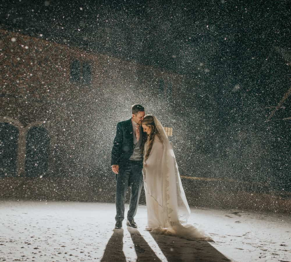 , Have you considered a Winter Wedding?, Layer Marney Tower Weddings