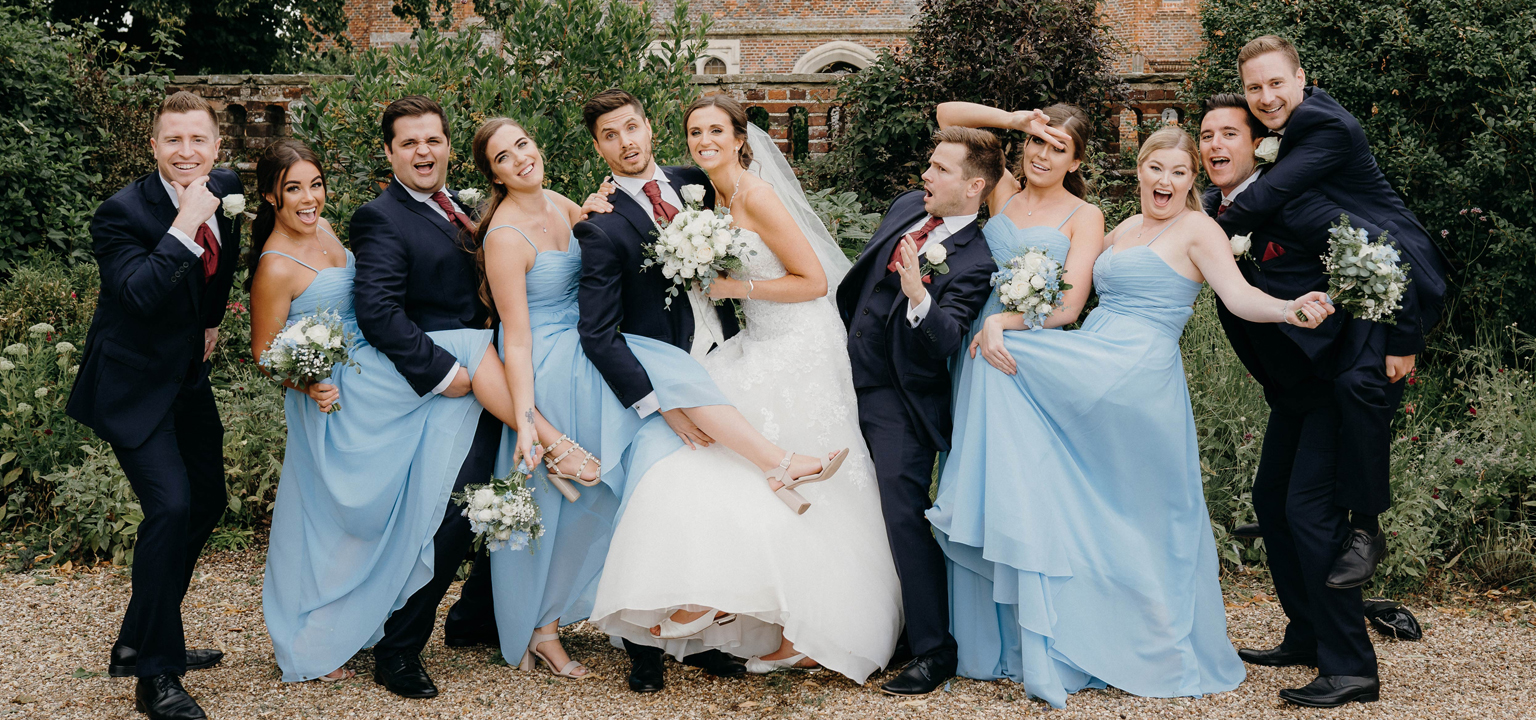 Gemma and Ian's August Wedding
