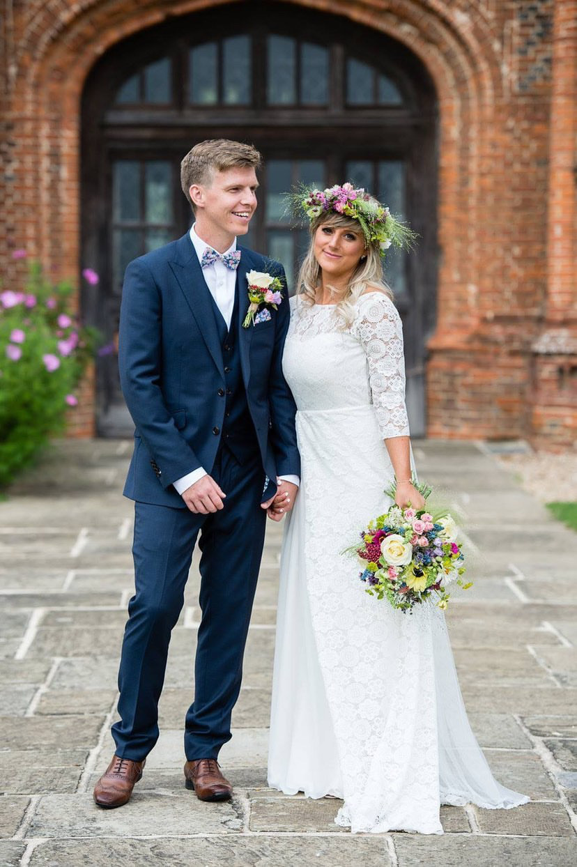 essex wedding ceremony, Wedding Ceremony In Essex, Layer Marney Tower Weddings