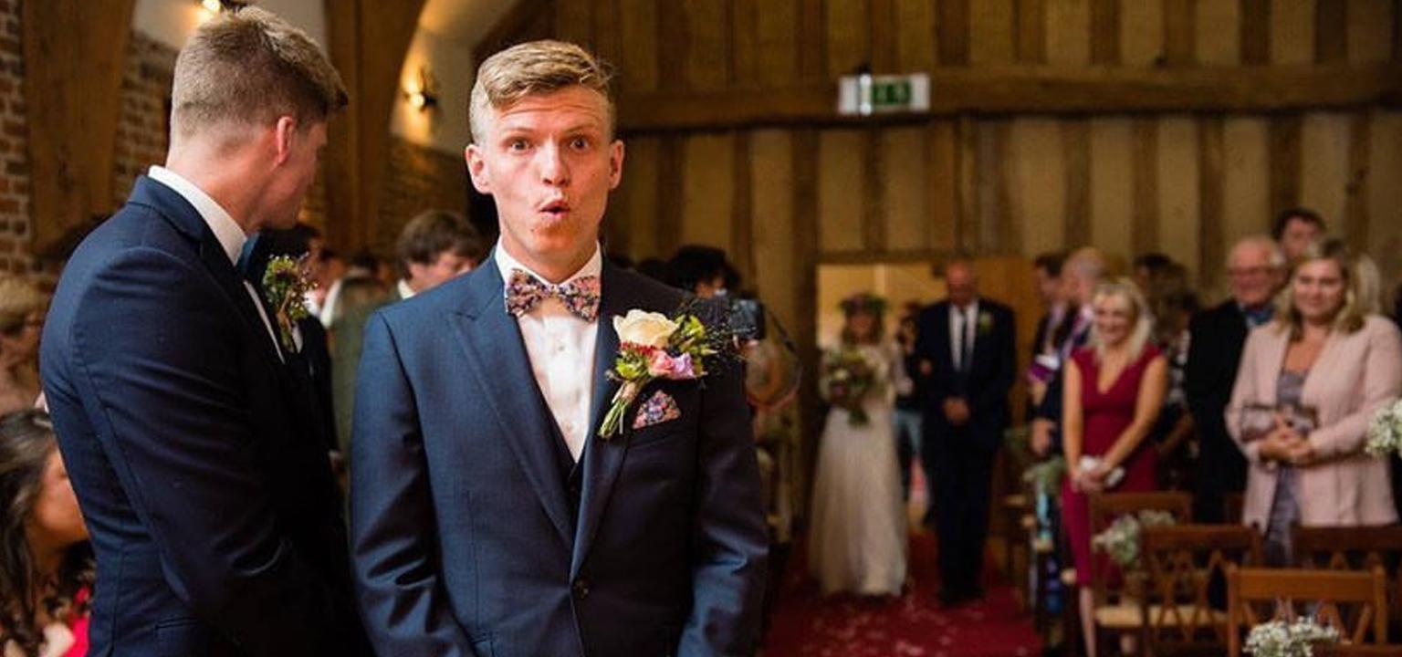 Wedding Ceremony In Essex.