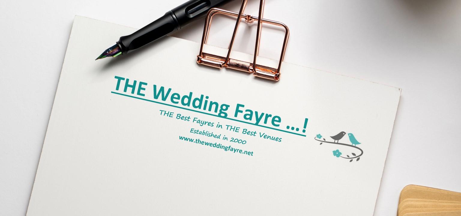 Wedding Fayre Logo, Headed Paper